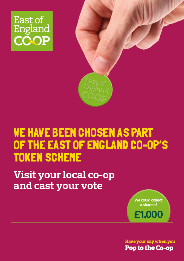 East of England Co-op poster