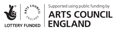 Arts Council England logo