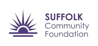SCF white logo